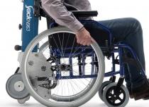 Schodołaz kołowo-kroczący YACK